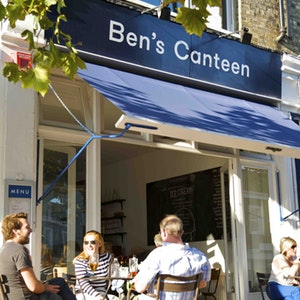 Bens Canteen Clapham photo.